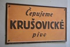 Nabídka českého piva v CP1 Café & Wine Bar