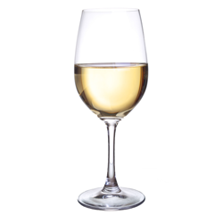 White wines in restaurant and wine bar CP1 in Prague 1